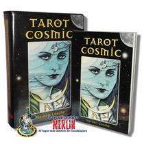 Tarot Cosmic - 78 Cartas Y Libro En Español