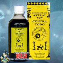 Poderoso Baño Astral 7x7 / Para Limpiarte De Todo Mal Y Daño