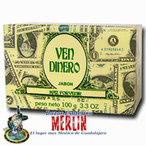 Jabón Ven Dinero Atrae Dinero Y Oportunidades
