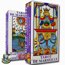 Tarot De Marsella De Jodorowsky / Mini O Bolsillo