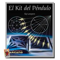 El Kit Del Pendulo - Incluye Pendulo Con Cadena Y Libro