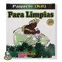 Kit Para Limpias - Contra Trabajos De Magia Y Mal De Ojo