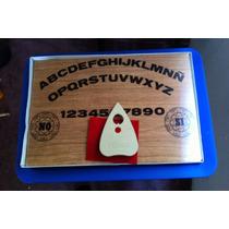 Tabla Ouija Profesional Y Importada, Totalmente Ritualizada