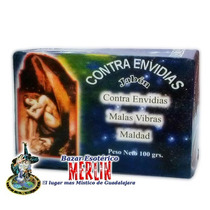 Jabon Contra Envidias - Te Protege De Enemigos