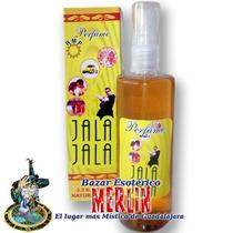 Perfume Mágico Jala Jala - P. Dinero, Amor, Trabajo Y Salud