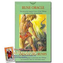 Oraculo Runas - 32 Cartas E Instructivo