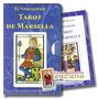 El Verdadero Tarot De Marsella - 78 Cartas Y Libro De Uso