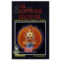 La Doctrina Secreta Tomo 1 Cosmogenesis - H. P. Blavatsky