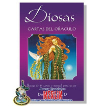 Oraculo De Las Diosas - 44 Cartas Y Libro - Doreen Virtue