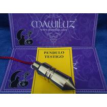 Pendulo Testigo Radiestesia Tienda Wicca Celta Mawiluz