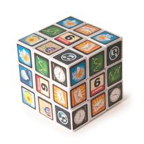 Puzzle Cube - Yo Móvil Aplicaciones Logos Mente Teaser
