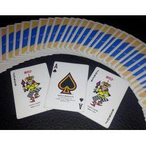 Baraja De Poker Marca Plaidmoon Para Magia Y Cardistry Nueva