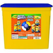 Crayola £ 1,5 Minion Torre Construir Modelo Magia De Hidroma