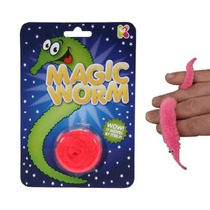 Truco De Magia Worm - Chueco Novedad Prank Regalo Dinero De