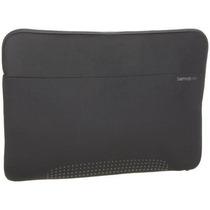 Maletín Samsonite Aramon Nxt 17 Inch Laptop Sleeve Negro, U