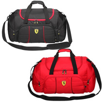 Maleta Deportiva Ferrari Original Gym Viaje Paseo Descuento