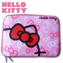 Funda Hello Kitty De Color Rosa De 15.4