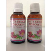 Aceite De Rosa Mosqueta 6 Frascos 30 Ml Envío Gratis.