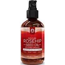 Aceite De Semilla De Rosa Mosqueta Orgánico - 100% Puro Y Si