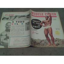 Revista Muscle Power No.8 Año 1955