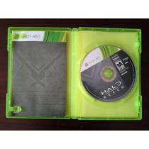 Mancuernas De 6 Kg. C/u Y Juego De Xbox 360 Halo Reach