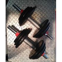 Gym Mancuerna Discos Pesas