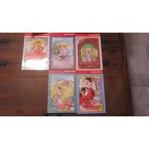 Candy Candy Mangas En Español # 3, 6,8, 11 Y 13 Nuevos Vbf