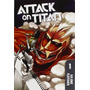 Manga Attack On Titan Comic 1 Pasta Blanda Novela Grafica