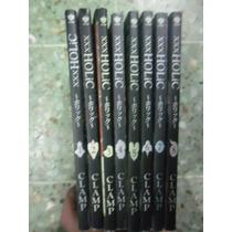 Coleccion Xxx Holic 8 Tomos