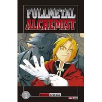 Fullmetal Alchemist Varios Tomos Panini Español Precio X C/u