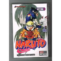 Naruto - Tomo 7 - Editorial Panini
