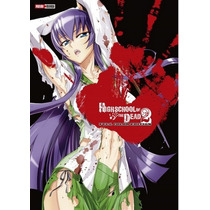 Highschool Of The Dead Vol 2 A Color Nuevo Panini