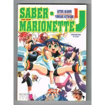 Saber Marionette J - Lote De 5 Tomos - Editorial Ivrea