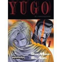 Boxset De Mangas Importado - Yugo El Negociador 2007
