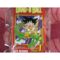 Dragon Ball Tomo 1 Shonen Jump Vbf