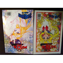 Revista Sailor Moon Y Guerreras Magicas Mixx Zine 2 X 100