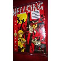 Hellsing,#2 Editorial Kamite, Manga En Español