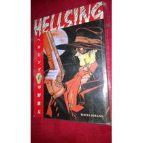 Hellsing,#1 Editorial Kamite, Manga En Español