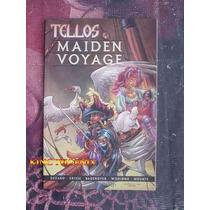 Tellos Maiden Voyage, 48 Paginas En Ingles