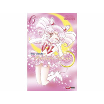 Sailor Moon 06 Panini Manga. México. Nuevo. Sailor Chibimoon