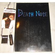 Libreta - Reloj - Dije Death Note