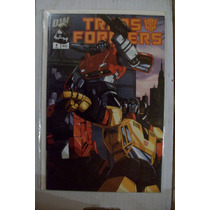 Transformers # 4 Comic