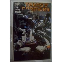 Transformers # 2 Comic