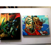 Cuadros Posters The Legend Of Zelda Ocarina Of Time Nintendo