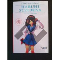 La Melancolía De Haruhi Suzumiya, Ed. Ivrea