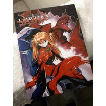 Cuadros Posters Evangelion Manga Anime Asuka Rei Ayanami