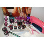 Kit Completo Lampara Finish Gel Accesorios Organic Nails
