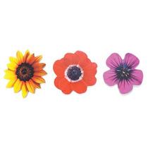 Lima De Uñas En Forma De Flores Con Petalos