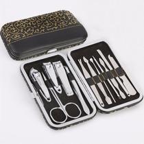 12 Pz. Kit Set Manicure,pedicure, Viajes /nuevo-envio Gratis