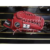 Manopla Béisbol Profesional Modelo G390 Palomares Genuino